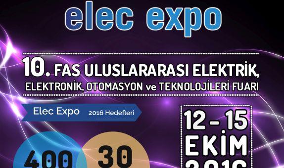 ENERJİ SEKTÖRÜ'NÜN DEVLERİ, AFRİKA'NIN EN KAPSAMLI ENERJİ FUARI ELEC EXPO'DA BULUŞACAK!