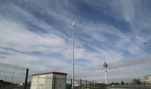 İETT'den rüzgar enerjisi için dev adım