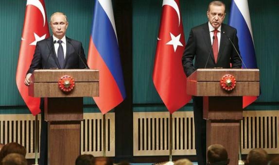 Rusya Devlet Başkanı Vladimir Putin, Güney Akım Projesi'nin İptal Edildiğini Açıkladı