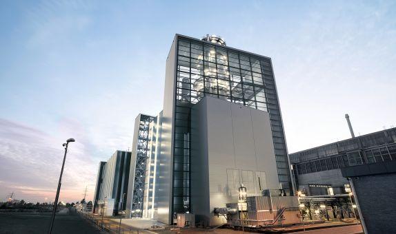 Siemensin  kurduğu enerji santrali 3 dünya rekoruna imza attı