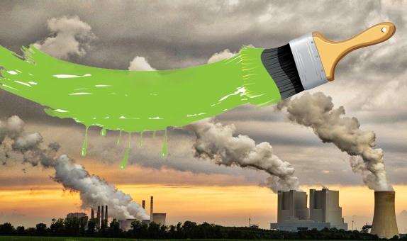 Yeşil Badana (Greenwashing) class=