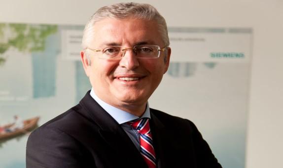 Siemens A.Ş. Endüstri Sektörü Liderliğine Ali Rıza Ersoy Getirildi
