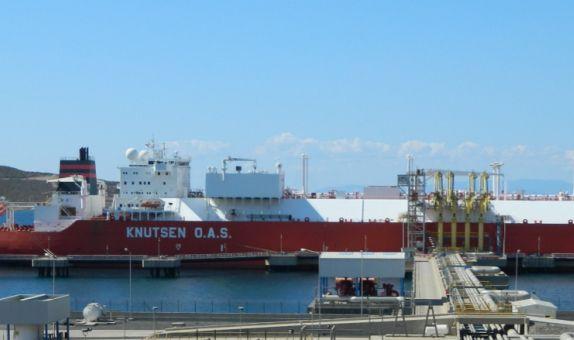 Amerikan LNG'si Türkiye'de