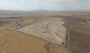 EWE Türkiye Grubu'ndan Kayseri'ye  Güneş Enerjisi Santrali Yatırımı