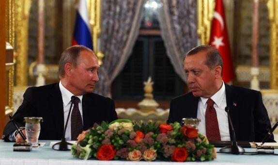 Türk Akımı'nda İmzalar Attıldı