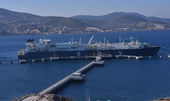Türkiye'nin İlk Yüzer LNG Terminali'nde Siemens imzası