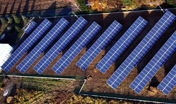 Çöl Tipi Teknoloji ile Üretilen Güneş Paneli Fabrikası Hayata Geçiyor