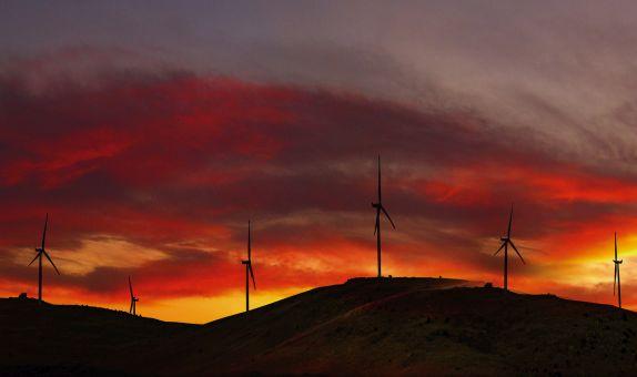 GÜRİŞ Holding 4 Rüzgar Enerji Santrali'ni Devreye Aldı