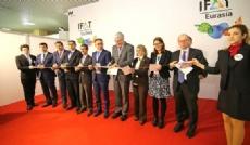 Çevre Sektörü IFAT EURASIA'da Buluştu