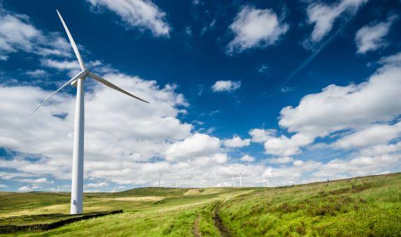 Rüzgar Enerjisi İzmir'de Dördüncü Kez Esecek