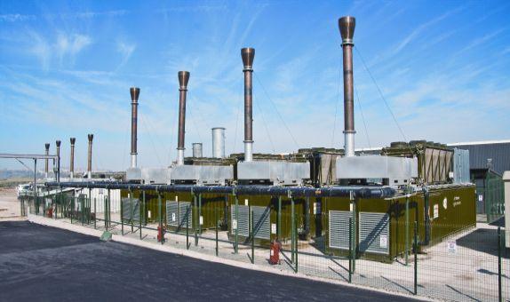 GE Üç Yeni Çöp Gazı Santraline Güç Verecek