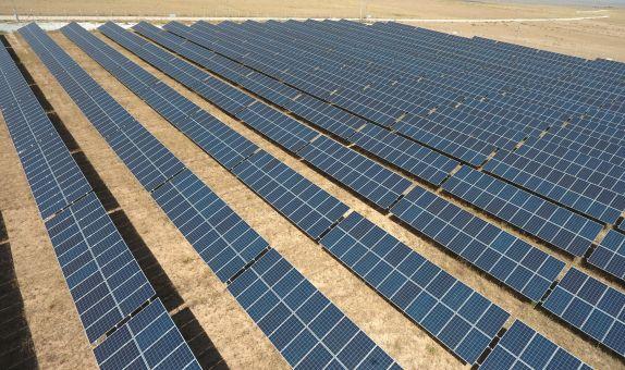 Tekno Ray Solar  Altınekin GES'i Devreye Aldı