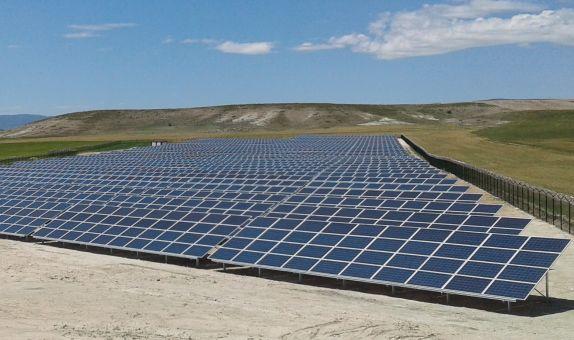 'Dünyanın Elektrik İhtiyacını Güneş Karşılayacak'