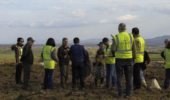 TANAP ve Orman Genel Müdürlüğü İş Birliğiyle 300 Bin Fidan Ekilecek