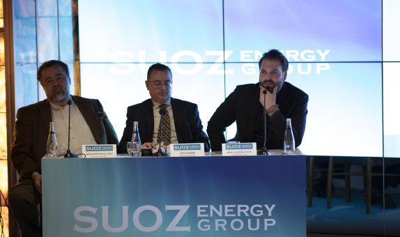 'SUOZ Enerji Güneş Enerjisinde 1 Milyar Dolar Hedefliyor'