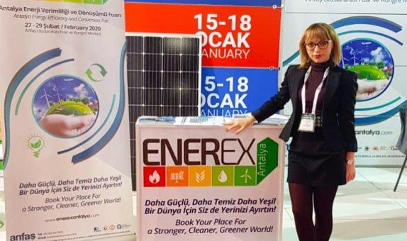 Antalya, ENEREX Fuarı ile Enerji Üssü Olacak