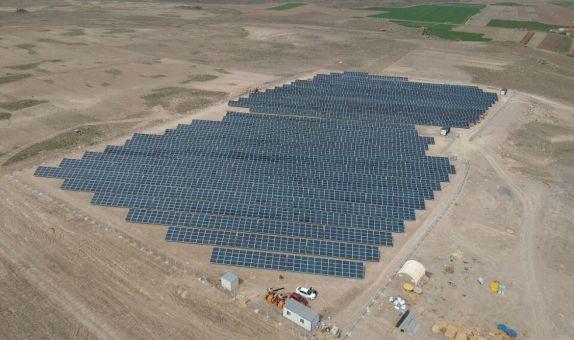 CW Enerji, Nevşehir'deki GES'in Ön Kabulünü Tamamladı
