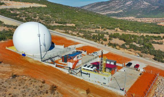 Denizli Büyükşehir Belediyesi'nin Çevre Dostu Enerji Yatırımları Sürüyor