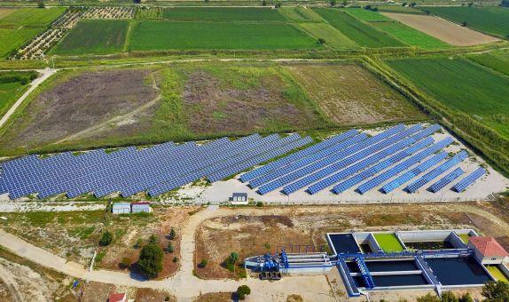 DESKİ 3. Güneş Enerji Santrali için Çalışmalara Başladı