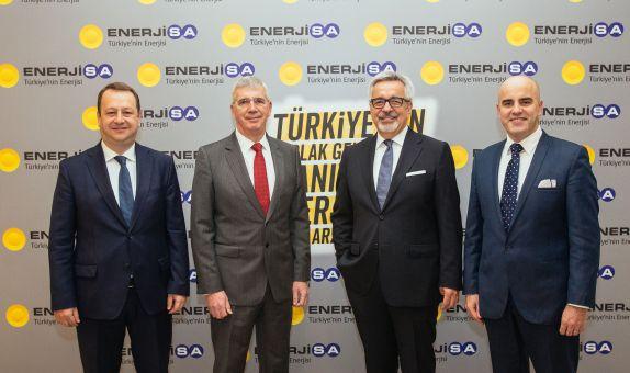 Enerjisa Halka Açılıyor