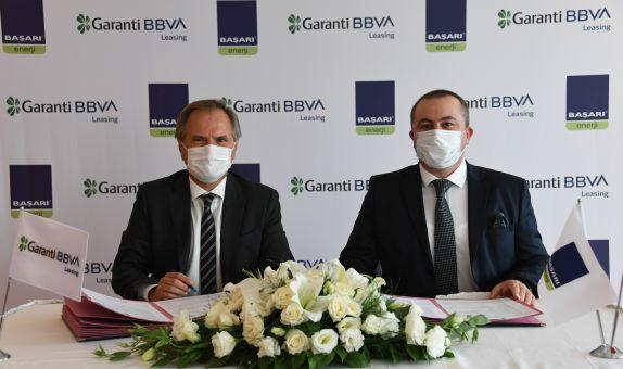 Garanti BBVA Leasing ve Başarı Enerji İşbirliği Protokolü İmzaladı