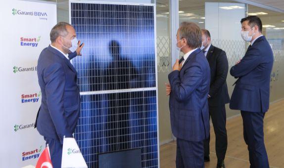Garanti BBVA Leasing ve Smart Energy  Partnerliği GES Yatırımcılarına Destek Sağlayacak