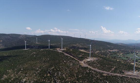GE ve Fina Enerji Dört RES için Anlaşmaya Vardı