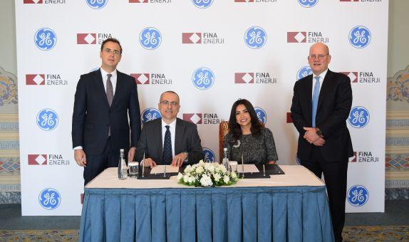 GE ve Fina Enerji'den Yenilenebilir Enerjinin Gelişimi için Güçbirliği