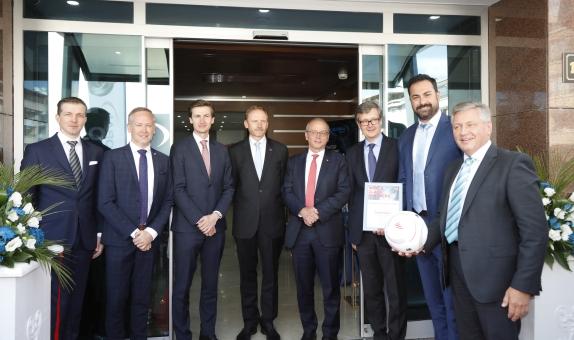 Global Hydro Enerji Türkiye'nin Yeni Ofisi Ankara'da Açıldı