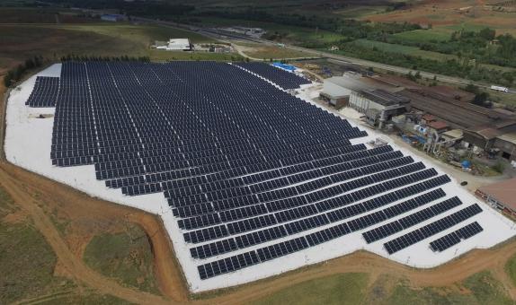 HT Solar'dan ÇEMAŞ'ın Enerji Dönüşümüne Katkı