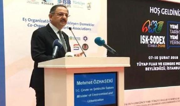 ISK-SODEX İstanbul Fuarı Başladı