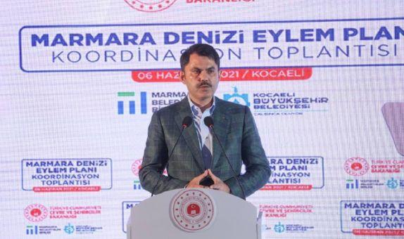 Marmara Denizi Eylem Planı Açıklandı