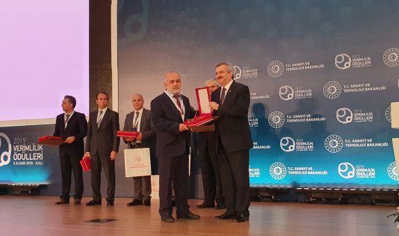 MİMSAN Projesi Ar-Ge Ödülüne Layık Görüldü