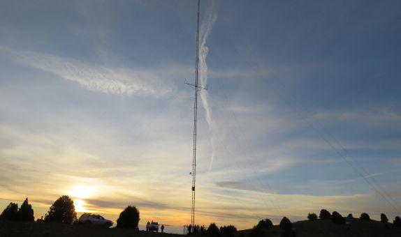 MMO KALMEM, Rüzgar Ölçüm İstasyonu Denetimlerine Başladı