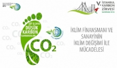 V. İstanbul Karbon Zirvesi İklim Finansmanına Odaklanıyor