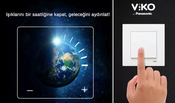 Panasonic Life Solutions Türkiye, WWF-Türkiye'nin Dünya Saati Sponsoru Oldu