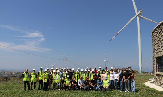 Rüzgar Enerjisi Mesleki Eğitiminde Örnek İşbirliği