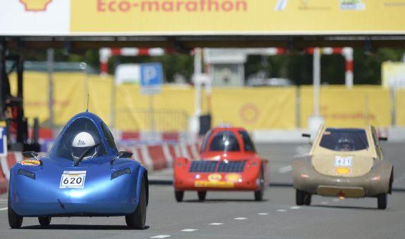 Shell Eco - Marathon Avrupa Heyecanı Başlıyor