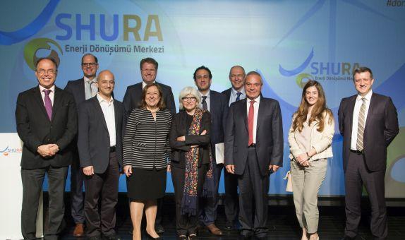 SHURA, Türkiye'nin Enerji Dönüşümü İçin Yola Çıktı