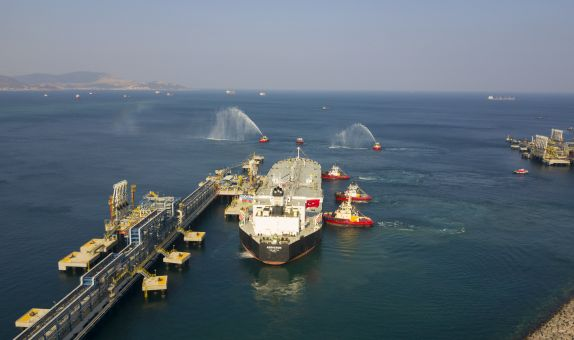 STAR Rafineri'nin İlk Ham Petrolü Azerbaycan'dan!