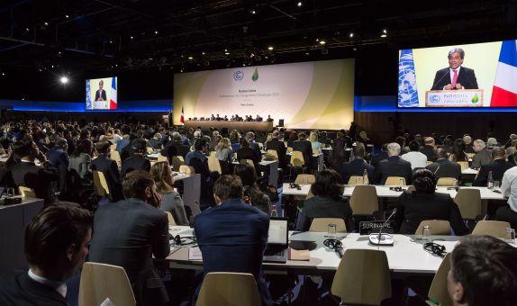STK'lar Paris Anlaşması'nın Onaylanması için İmza Kampanyası Başlattı