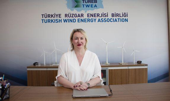 TÜREB'in İlk Kadın Yönetim Kurulu Başkanı Ebru Arıcı Oldu