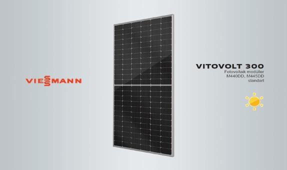 Viessmann Vitovolt 300 M445DD Güneş Paneli class=