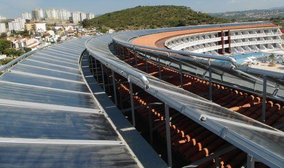 Yeni Bina ve Fabrikalar GES Kurulumuna Uygun Çatılara Sahip Olmalı