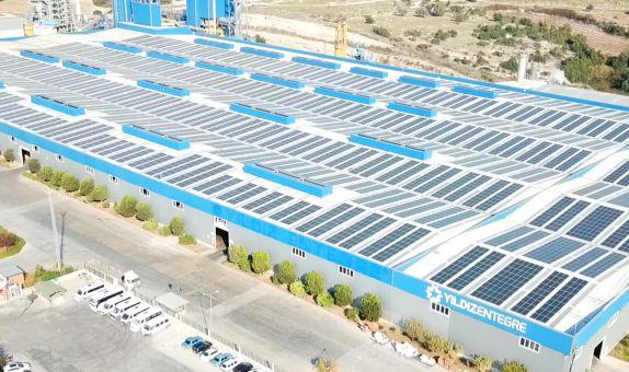 Yıldız Enerji'den 20 Milyon TL'lik GES Yatırımı