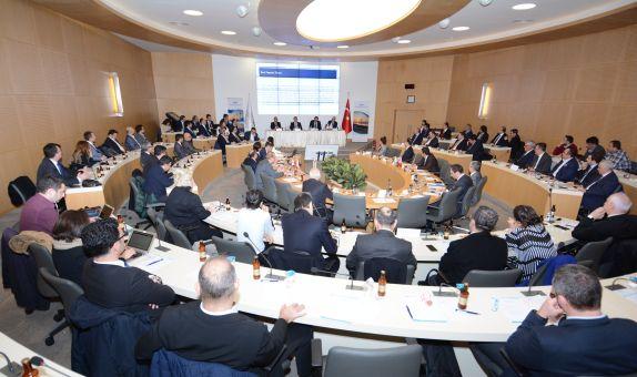 Rüzgarda Yılın İlk Sektör Toplantısı Düzenlendi