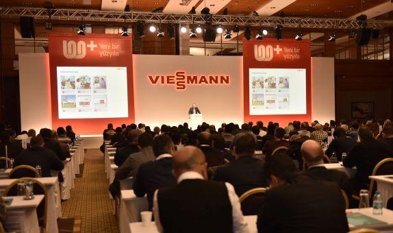 Viessmann Bayileri ile Antalya'da Buluştu