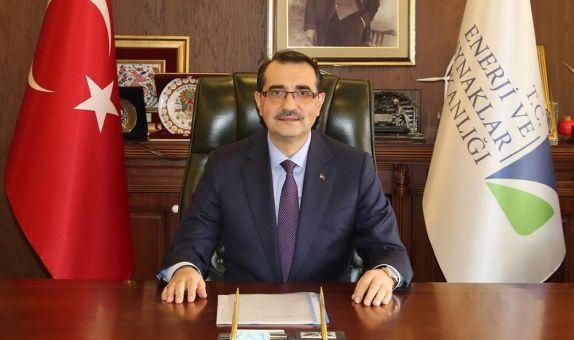 Enerji ve Tabii Kaynaklar Bakanı Fatih Dönmez Oldu