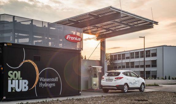 Avusturya'nın İlk Yeşil Hidrojen Depolama Tesis Açılıyor