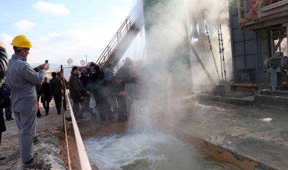 """""""Jeotermal Enerjide Avrupa'da Birinci Sıradayız"""""""